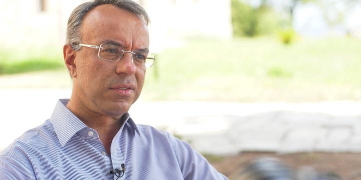Σταϊκούρας: Θέλουμε να σταματήσει το «business drain»